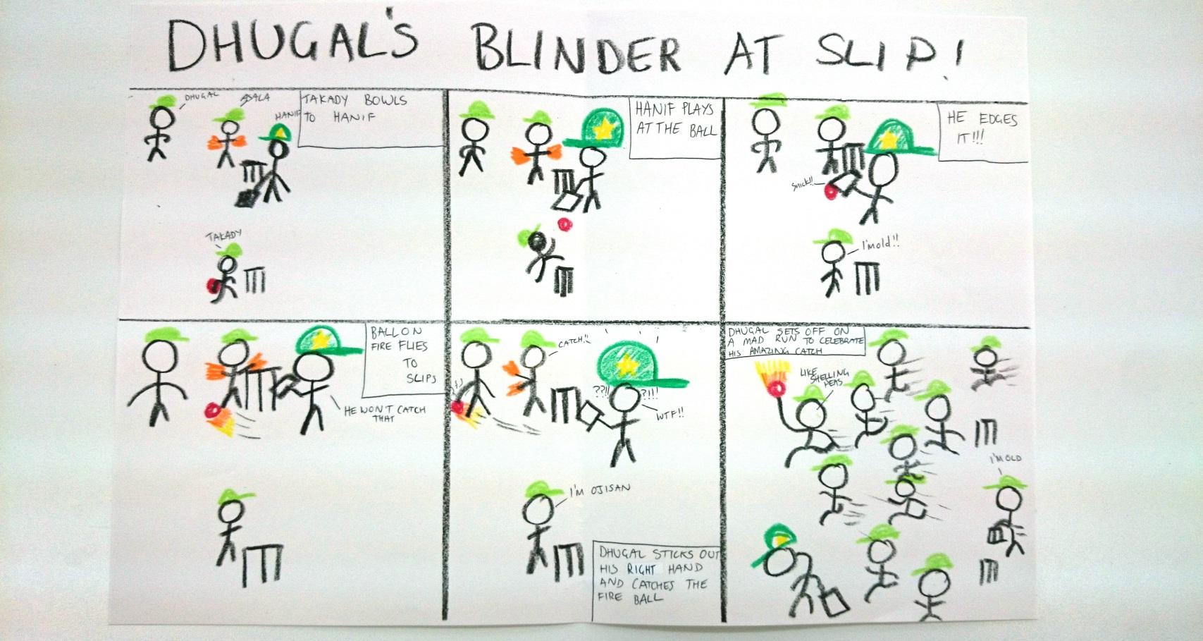 doog blinder